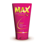 MaxEnhance Cream encourages breast tissue development and elongates and expands the duct network to the nipple.