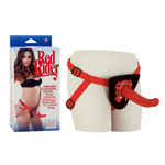 Red Rider Strap On with Dildo for sale
