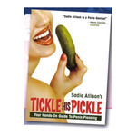 Sadie Allison's Tickle His Pickle Book for sale